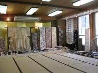 京都の展示場です